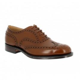 CHURCH'S Burwood cuir Homme Marron