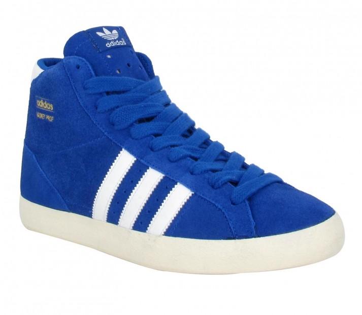 basket adidas homme bleu