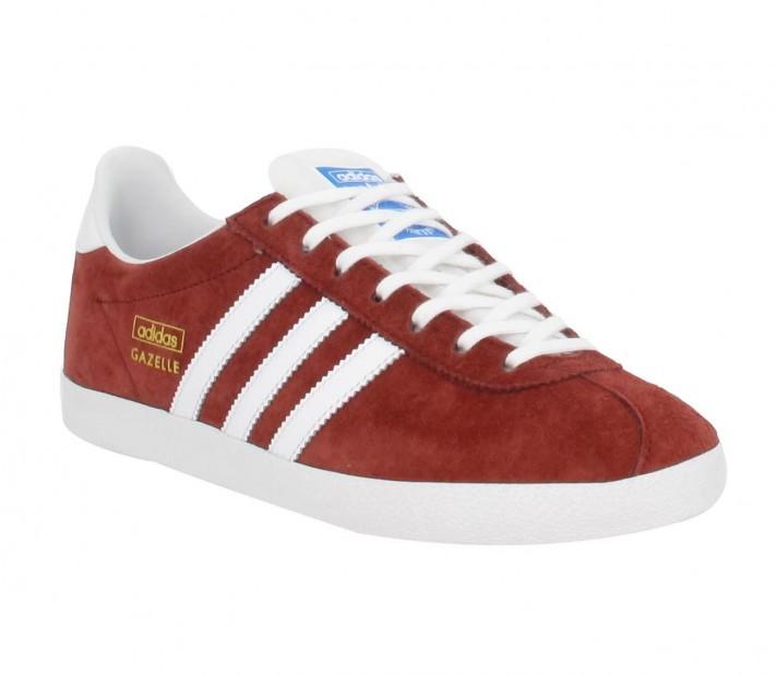 Gazelle Adidas Rouge