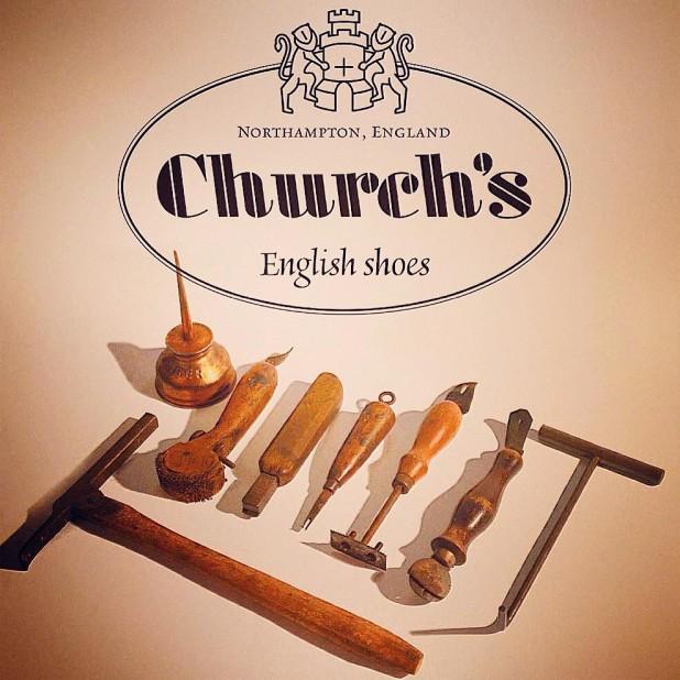 Les Fanny Chaussures Le Blog Découvrez Church's Sur BqUwxdZv