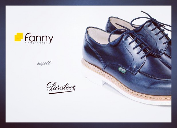 Fanny Chaussures reçoit Paraboot