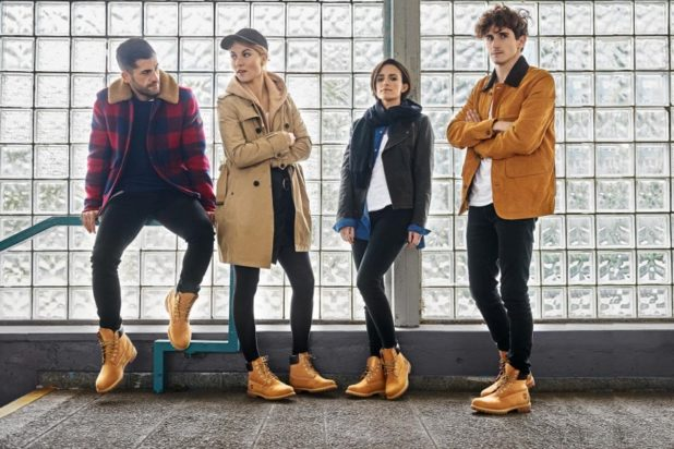 style avec timberland femme