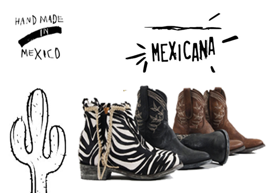 Chaussures Mexicana