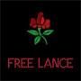 Free Lance Biker