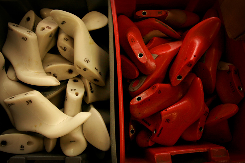 Histoires de chaussures