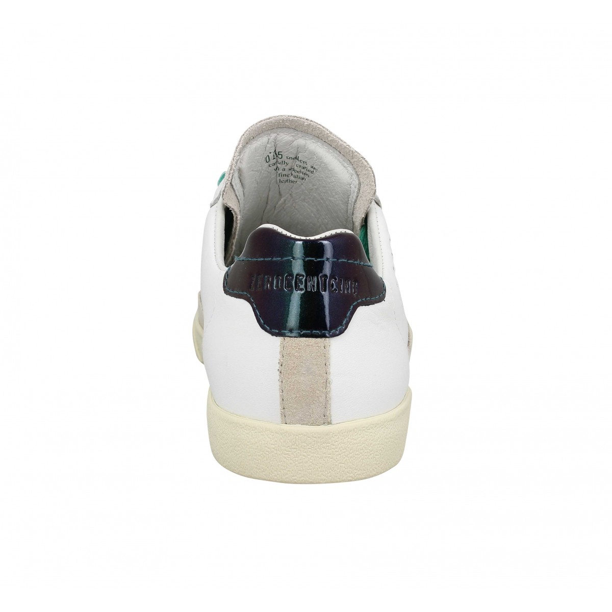 Chris Stan Fanny Chaussures White Femme 105 Cuir 0 Amazon qEz5W