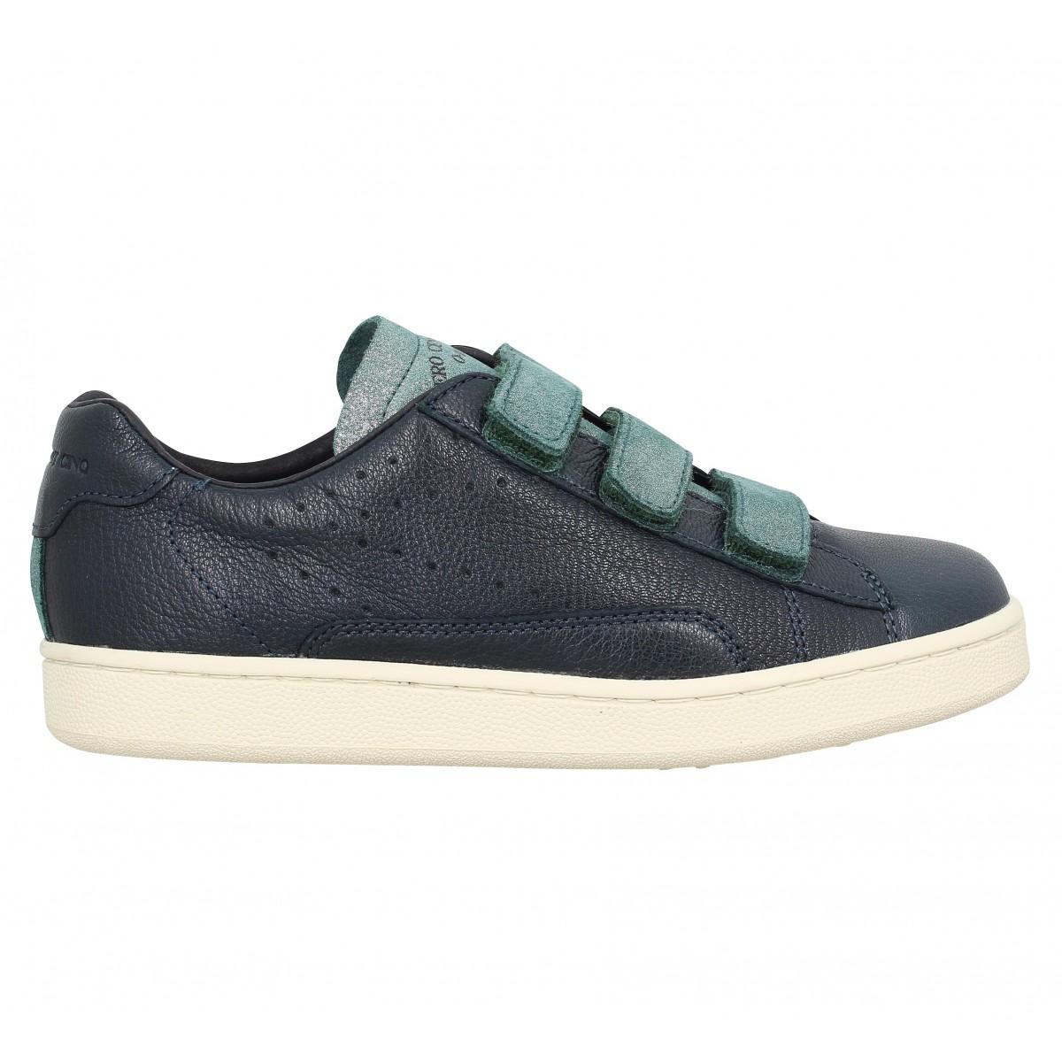 soldes 0 105 stan scratch aglae cuir femme indigo vert femme fanny chaussures. Black Bedroom Furniture Sets. Home Design Ideas