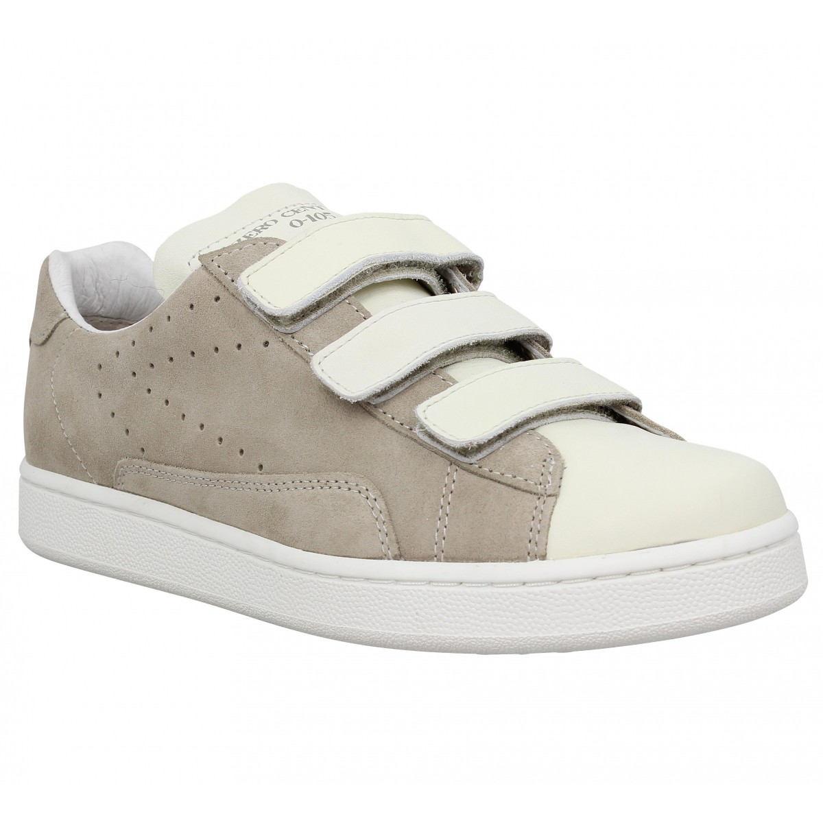 Baskets 0-105 Stan Scratch Allegra Taupe
