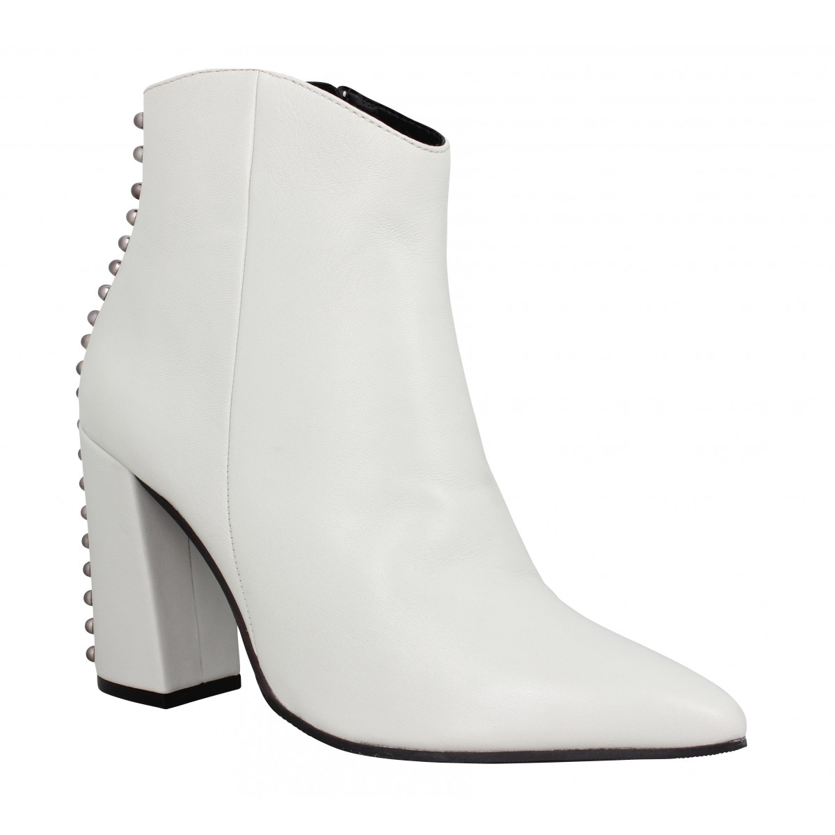 Bottines ADELE DEZOTTI 1801 cuir Femme Glace