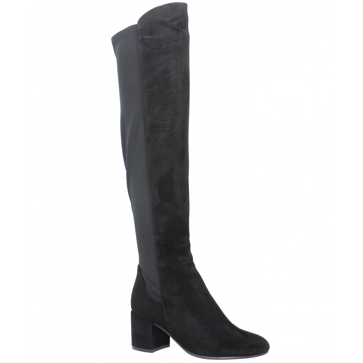 adele dezotti 303 velours femme noir femme fanny chaussures. Black Bedroom Furniture Sets. Home Design Ideas