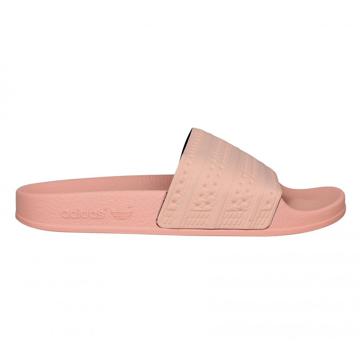 Chaussures Adidas Adilette roses femme Xd5oR6VJXa