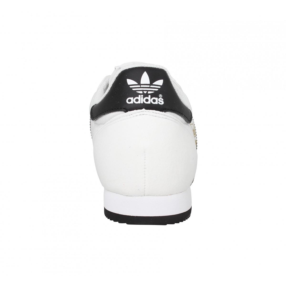 adidas dragon og blanche