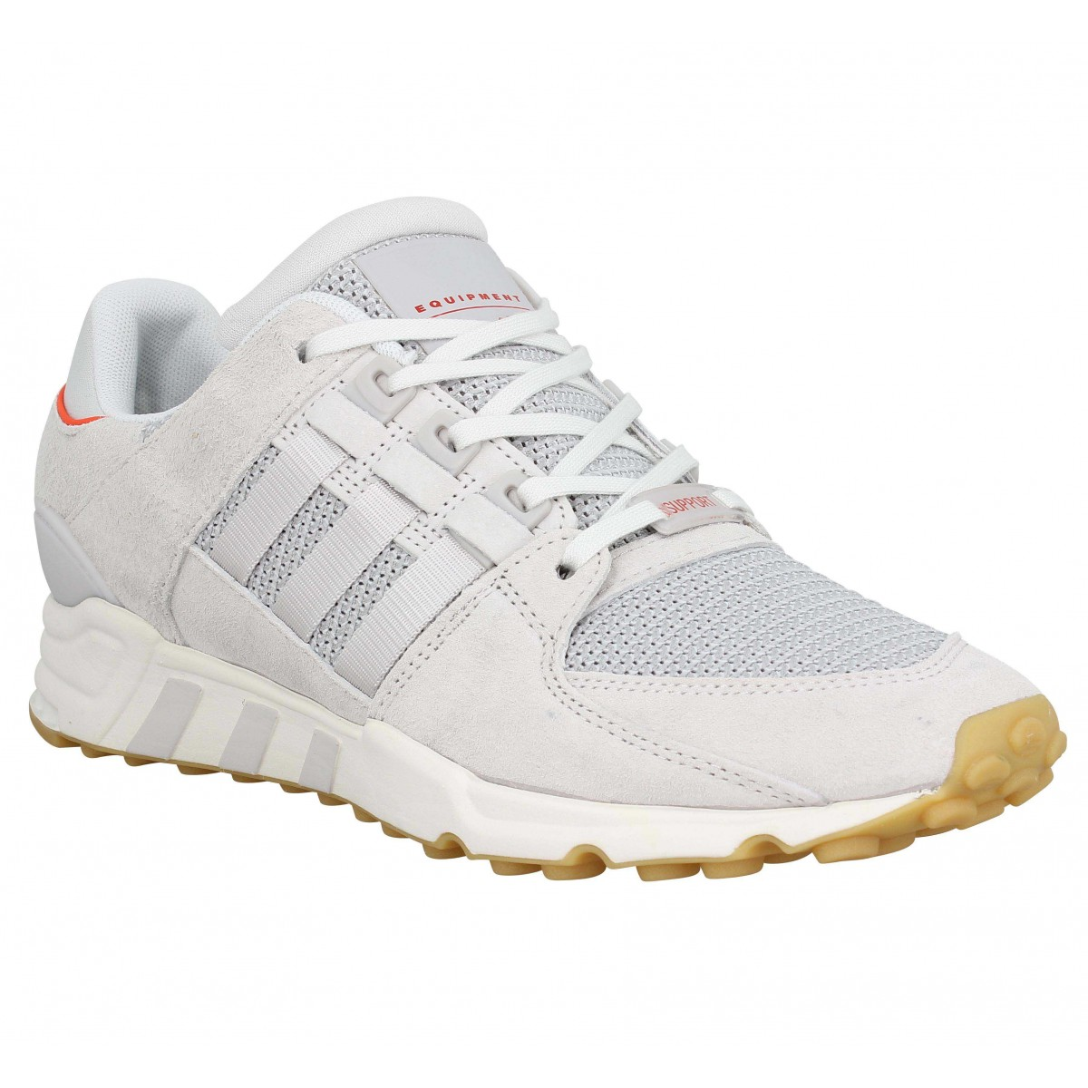 Baskets ADIDAS EQT Support RF toile Homme Gris