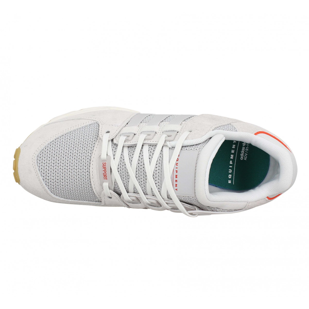 ADIDAS EQT Support RF toile Homme Gris