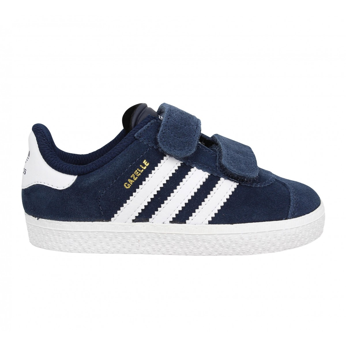 soldes adidas gazelle 2 velcro enfant navy fanny chaussures. Black Bedroom Furniture Sets. Home Design Ideas