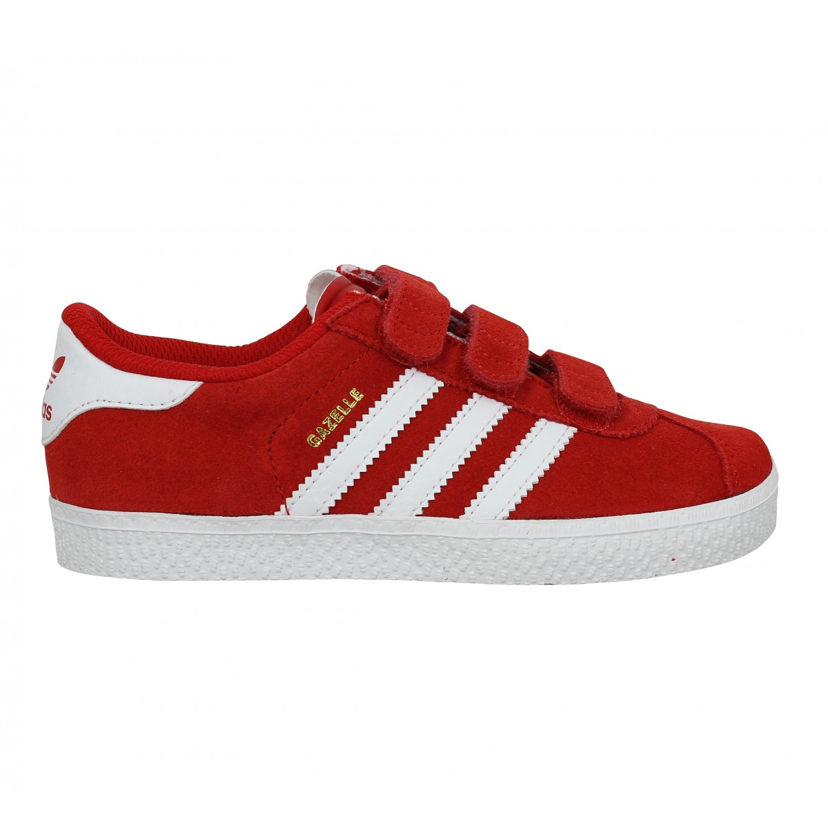 Adidas Gazelle baskets rouge