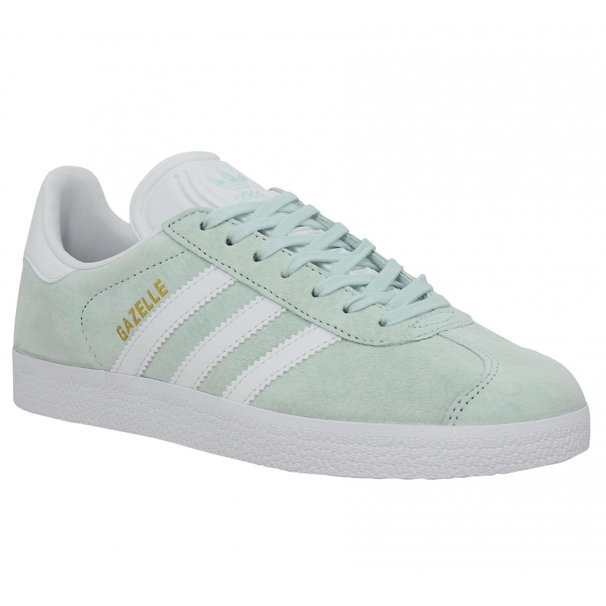 soldes adidas gazelle ice mint femme fanny chaussures. Black Bedroom Furniture Sets. Home Design Ideas
