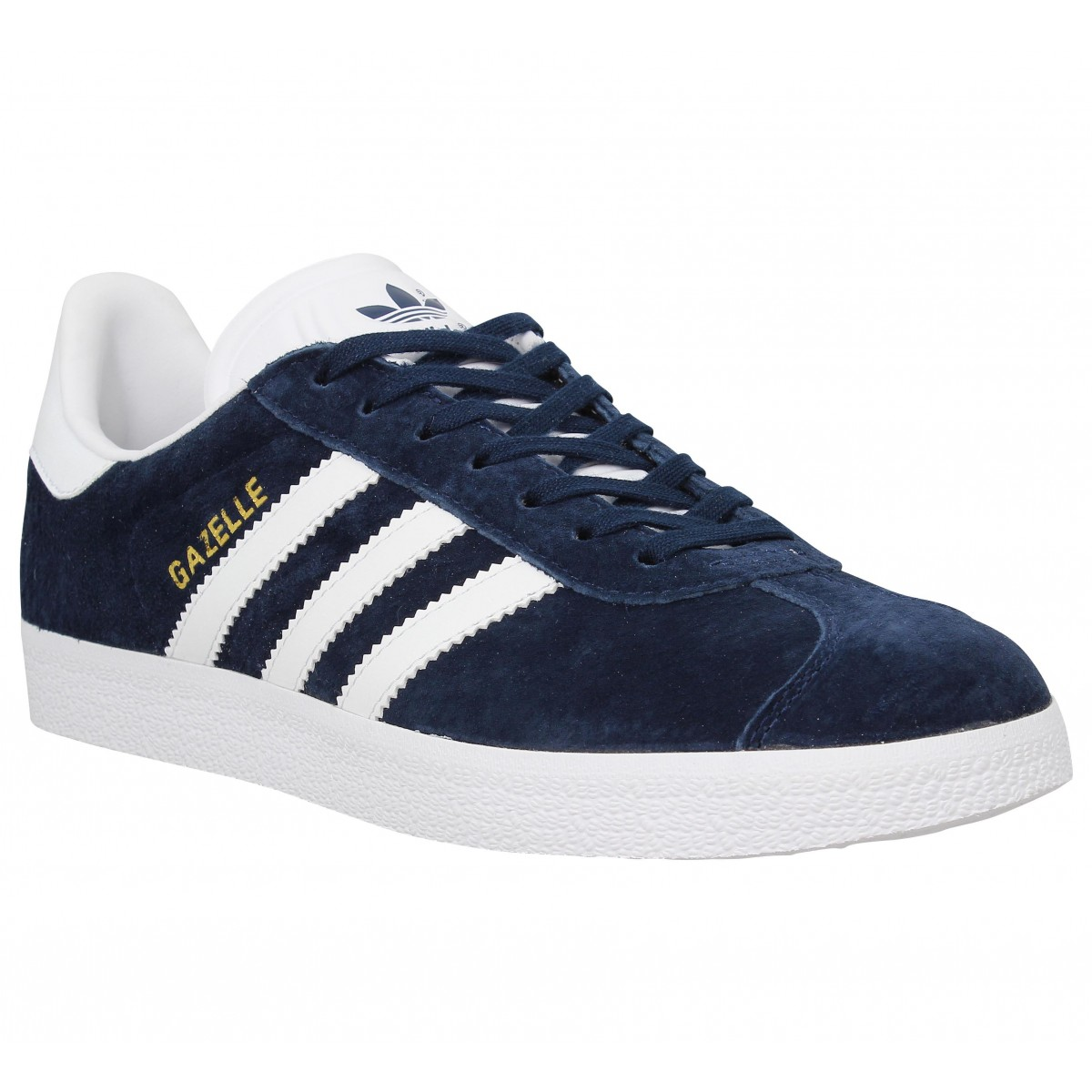 Baskets ADIDAS Gazelle Marine