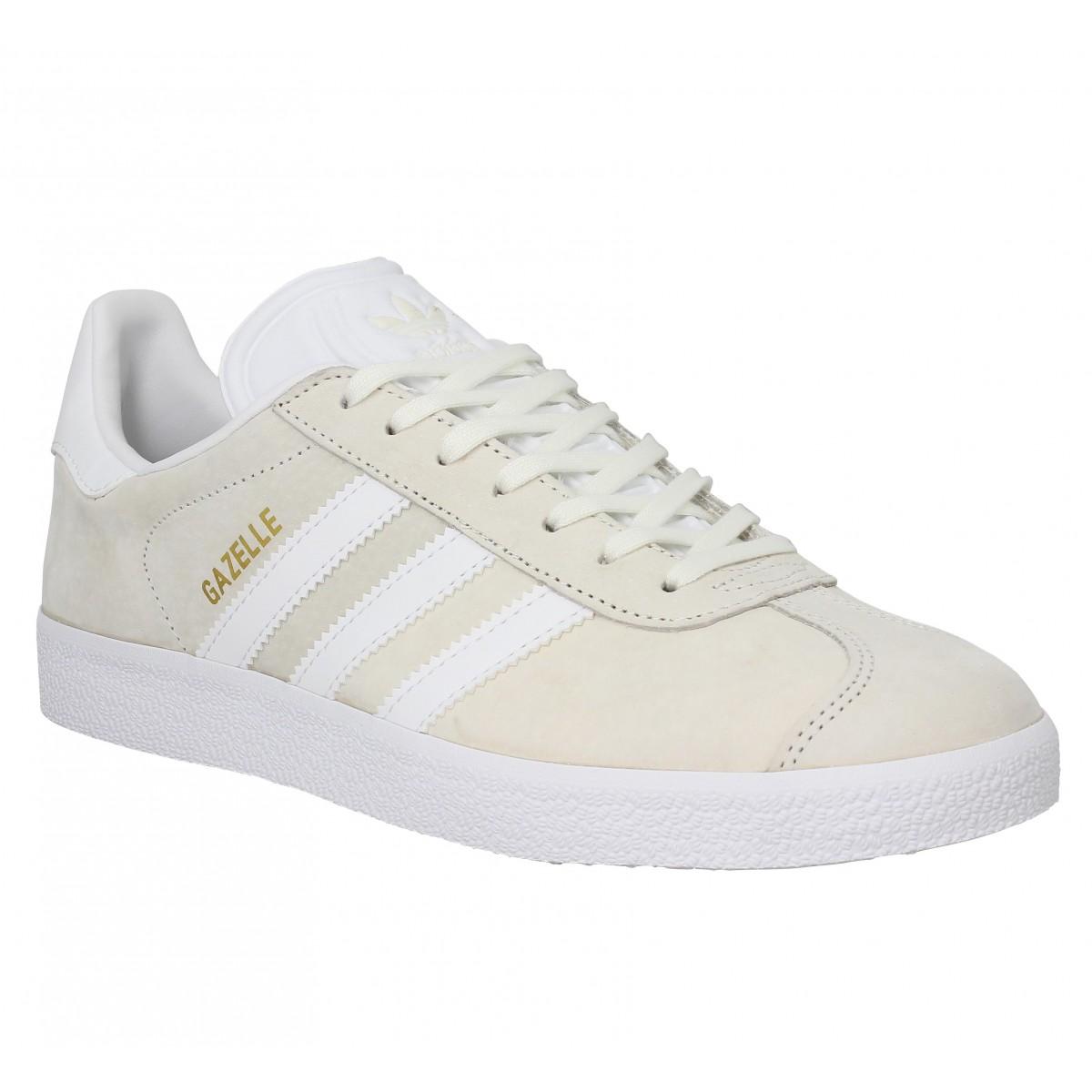 Adidas Femme Gazelle-36 2/3-off White