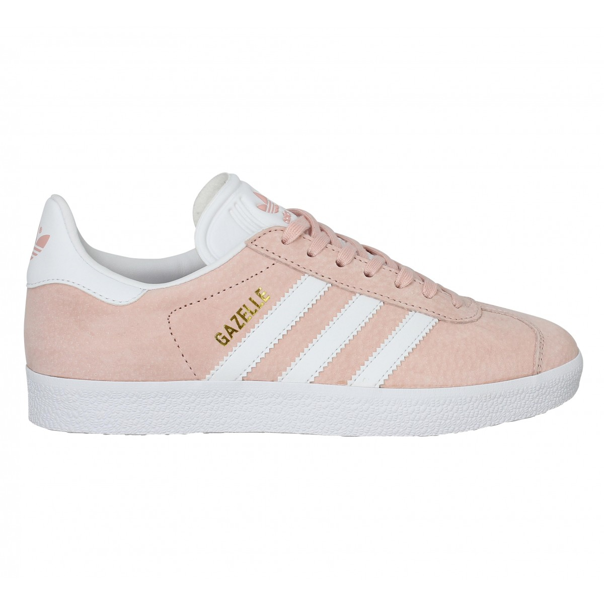 adidas gazelle rose vapeur femme fanny chaussures. Black Bedroom Furniture Sets. Home Design Ideas