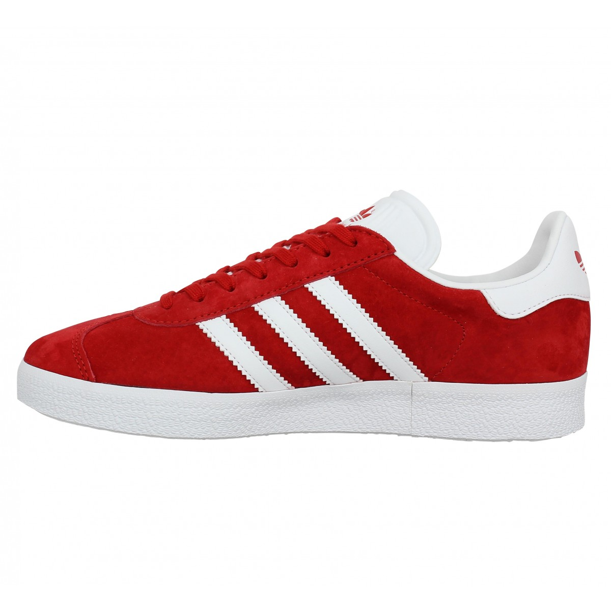 Baskets ADIDAS Gazelle Rouge. 1