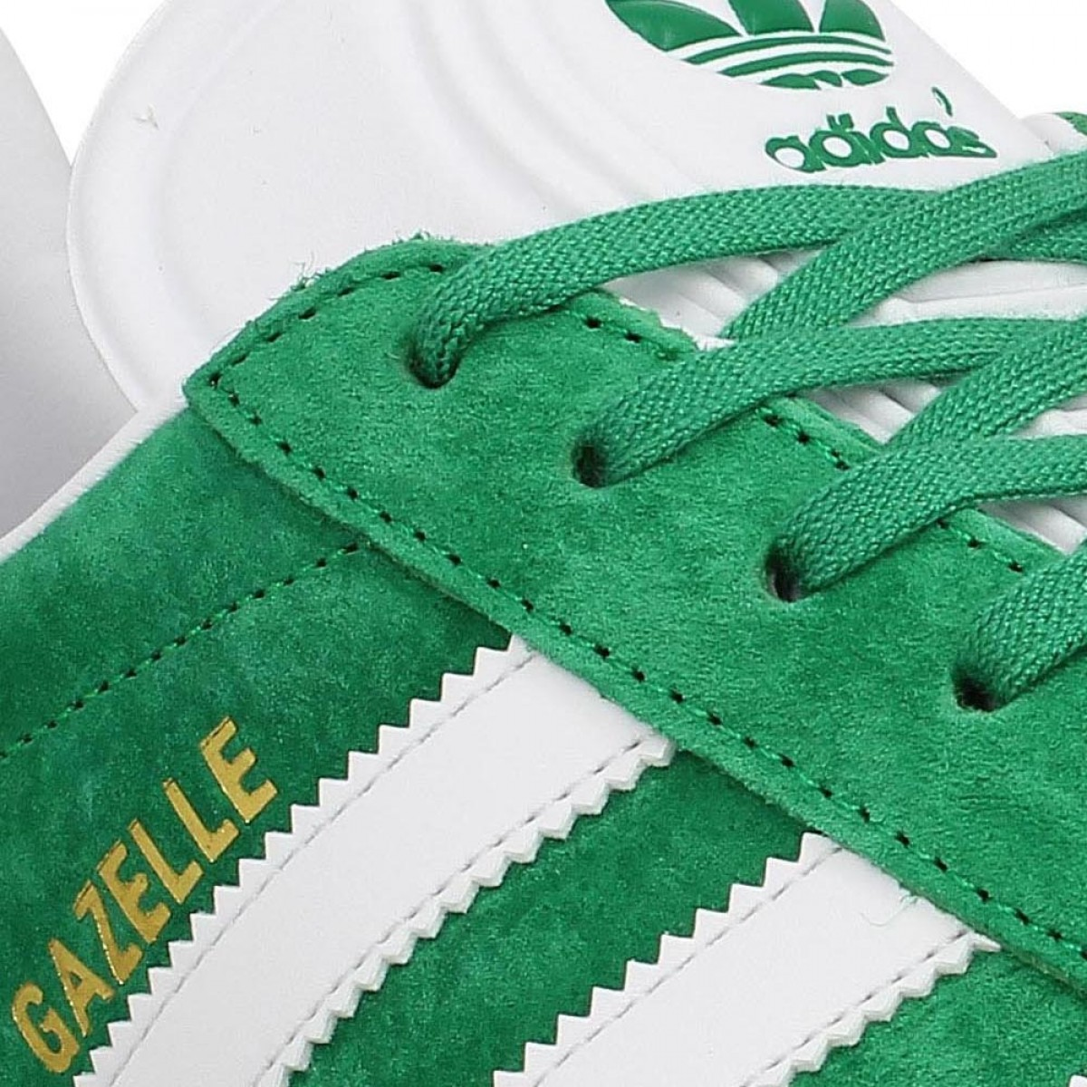 adidas femme gazelle verte