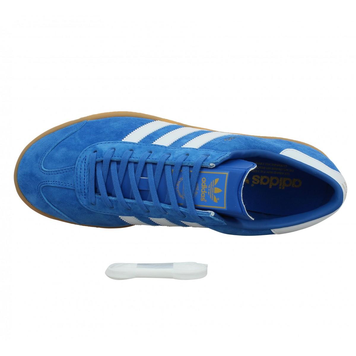 Adidas hamburg bleu homme | Fanny chaussures