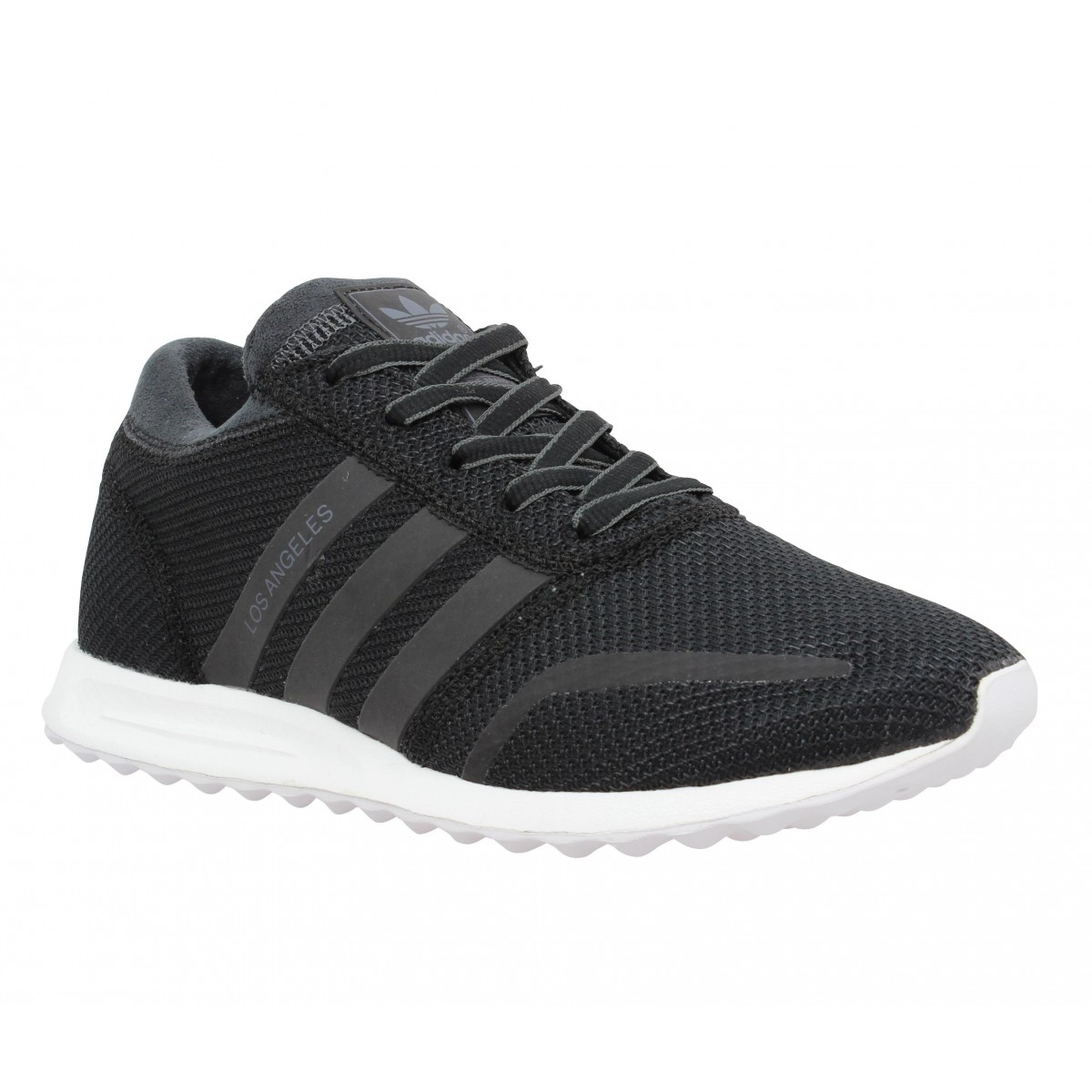 Baskets ADIDAS Los Angeles toile Homme Noir