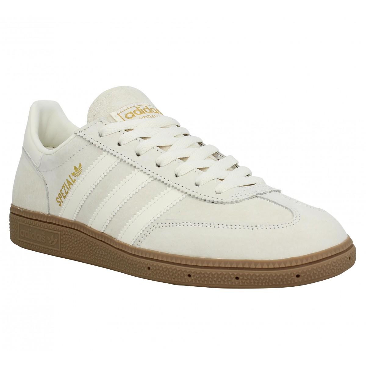 Beige Adidas Spezial Spezial Velours Adidas Velours orxBdCe