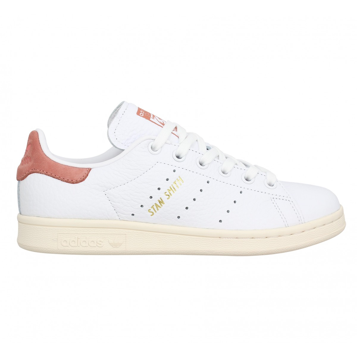 adidas stan smith rose fille