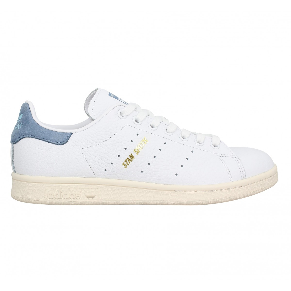 adidas stan smith 2 blanc bleu. Black Bedroom Furniture Sets. Home Design Ideas