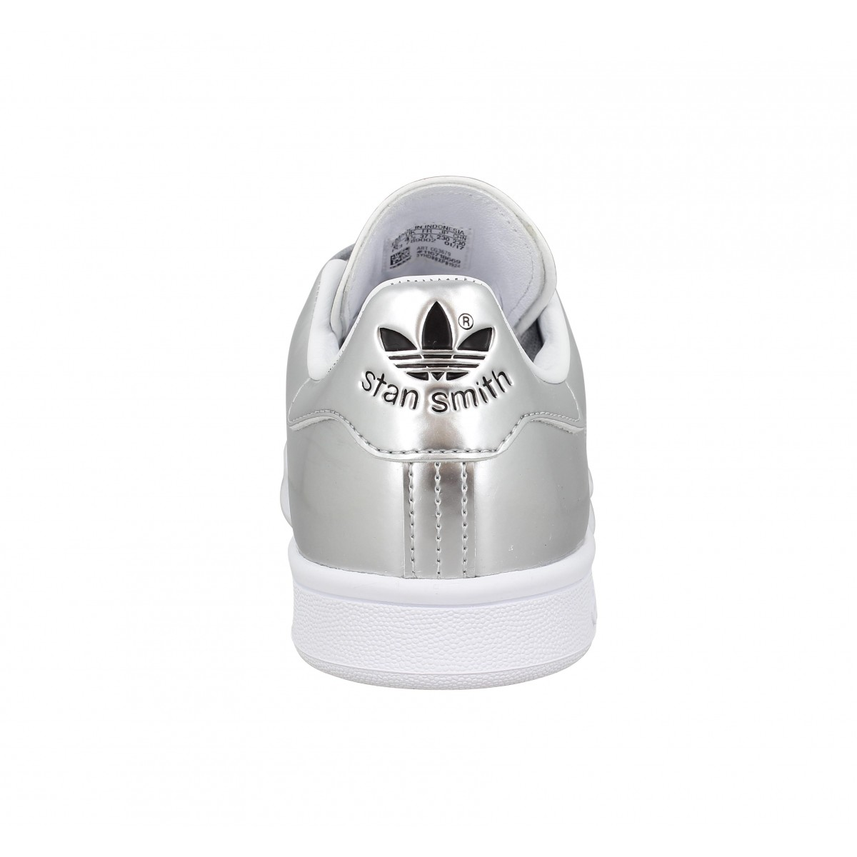 adidas stan smith metal femme argent femme fanny chaussures. Black Bedroom Furniture Sets. Home Design Ideas