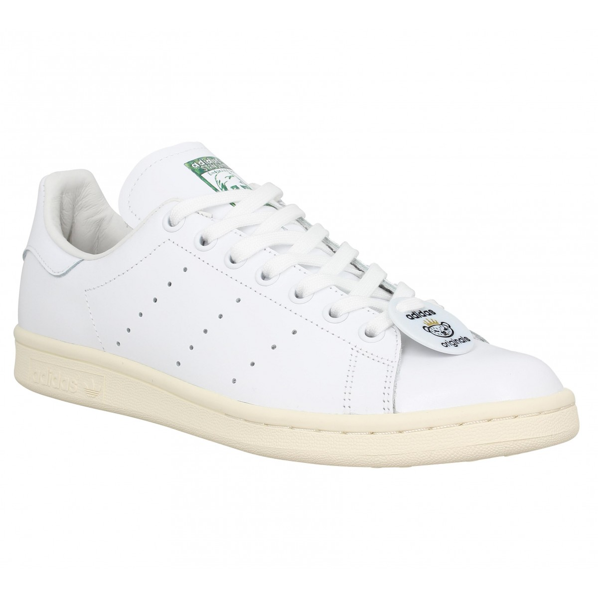 Baskets ADIDAS Stan Smith Nigo Homme Blanc