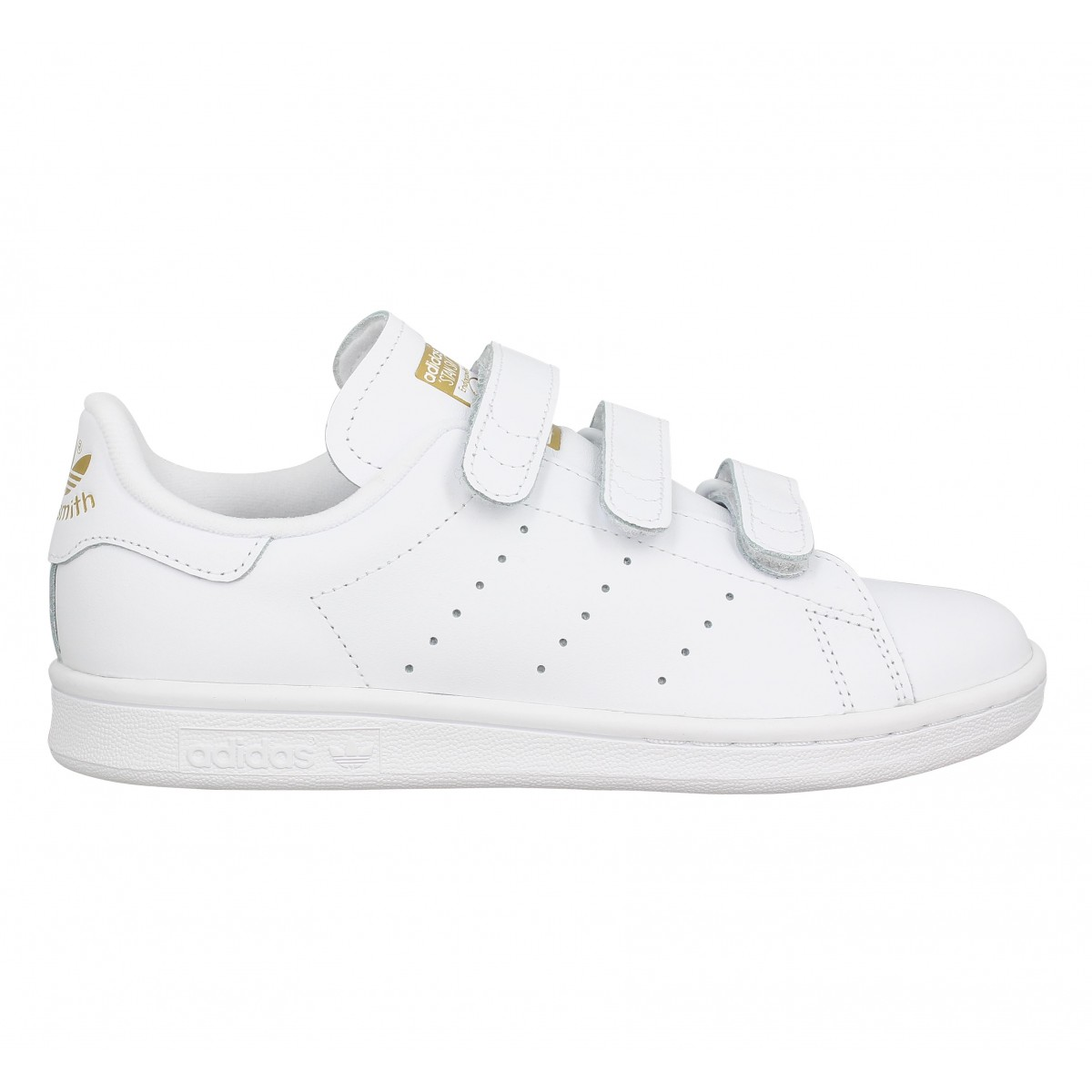 adidas stan smith blanche scratch