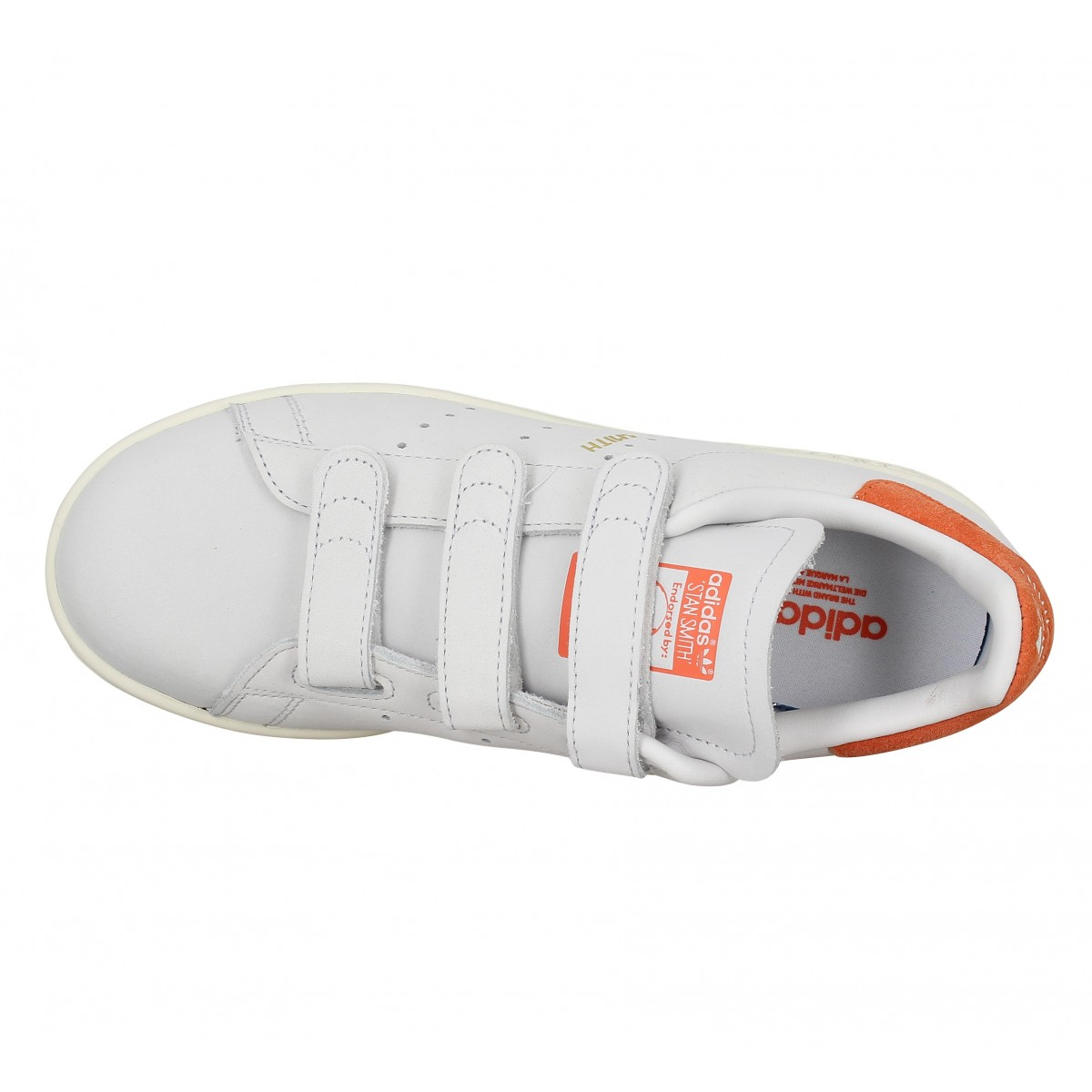 le dernier 41837 a24ce new zealand adidas stan smith femmes orange cdcfd 3e234