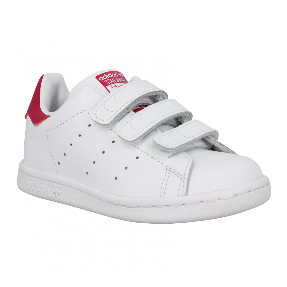 Adidas Enfant Stan Smith Vl Cuir...
