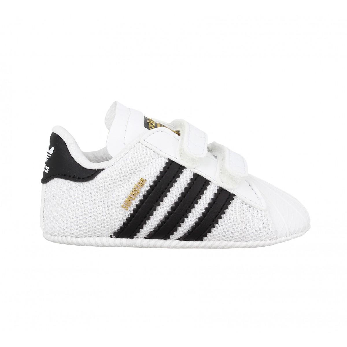 new product e5249 92abb adidas superstar crib bebe
