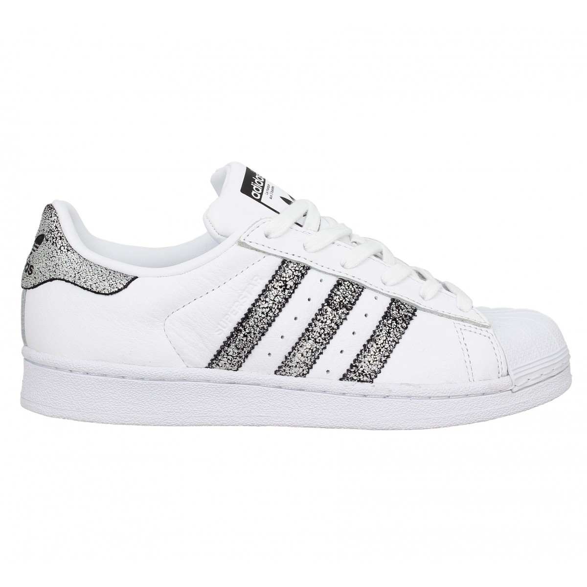 adidas superstars argent