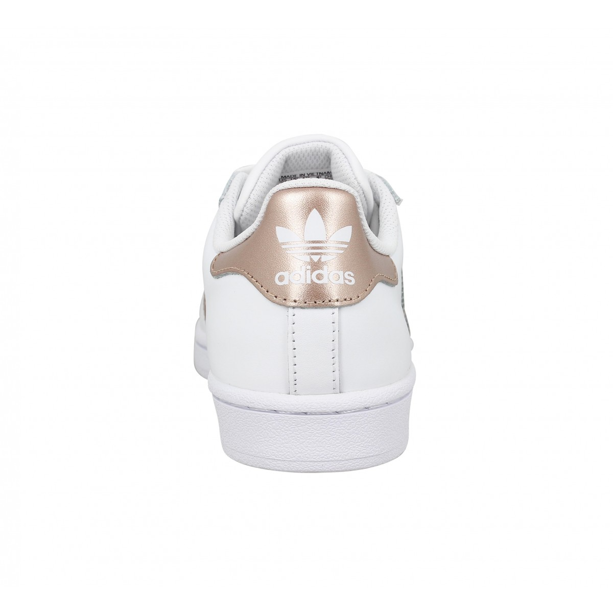 adidas grand court femme rose gold