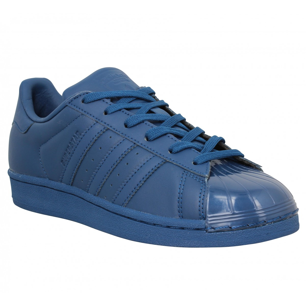 Baskets ADIDAS Superstar Glossy Navy