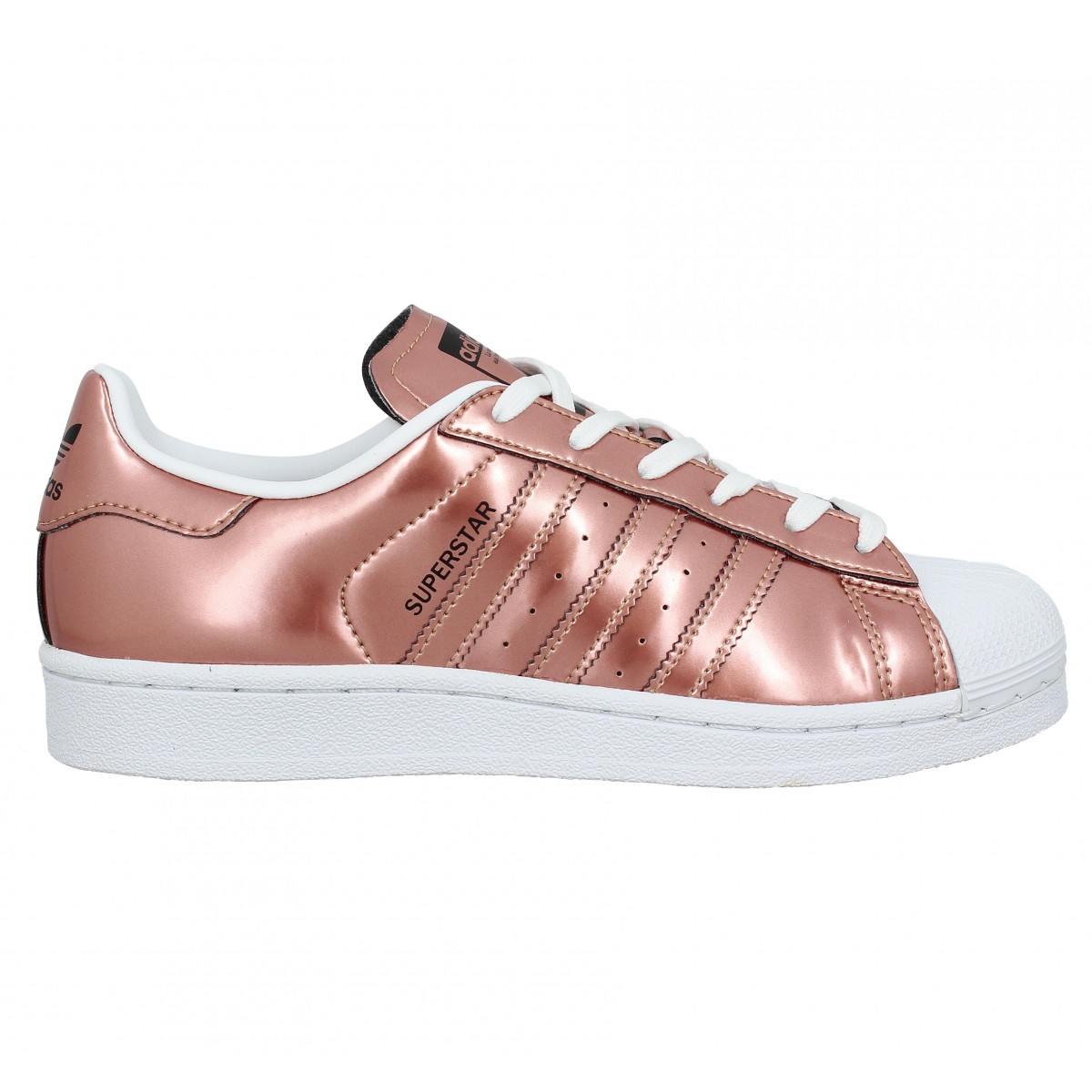 superstar adidas femme rose gold. Black Bedroom Furniture Sets. Home Design Ideas