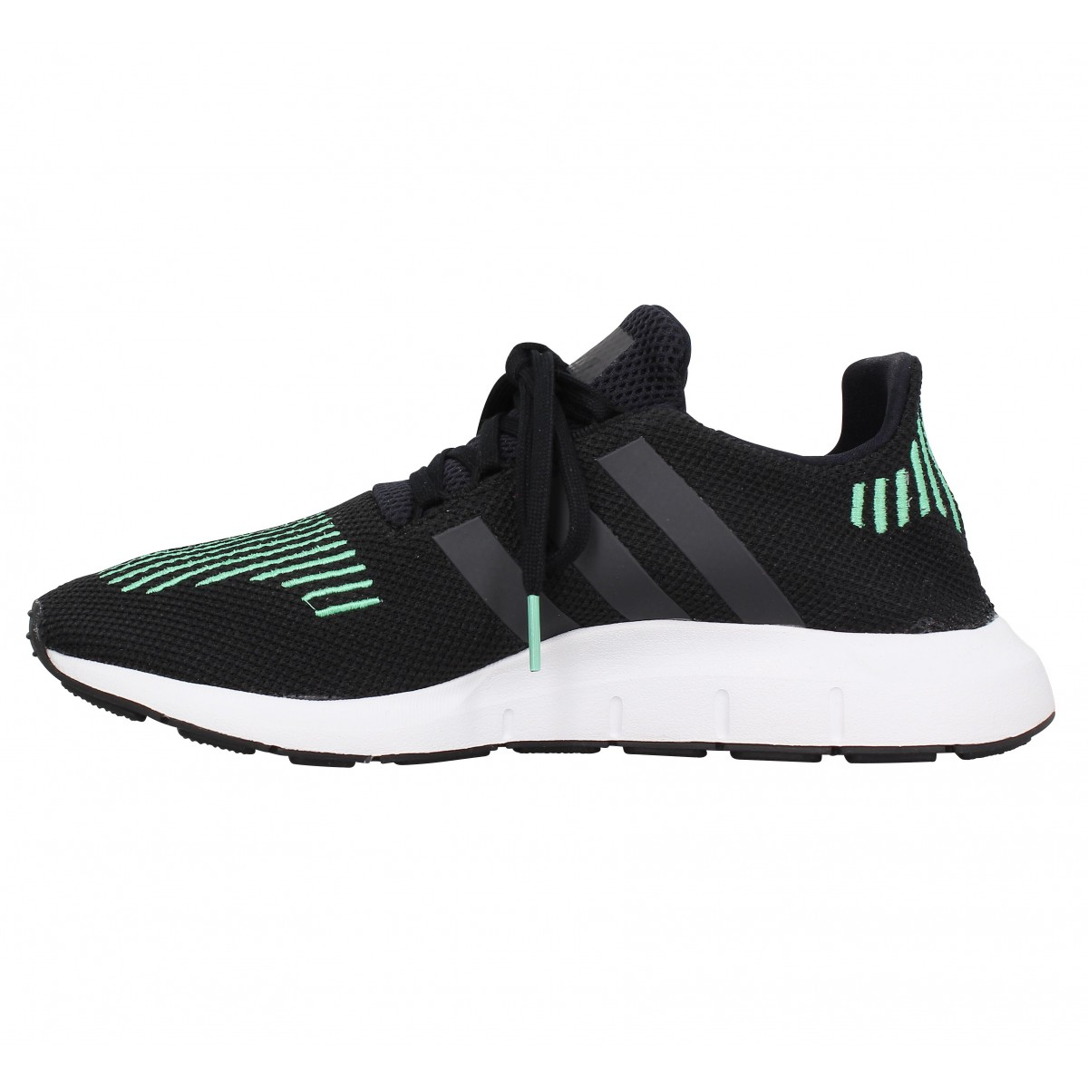 Chaussures Adidas swift run toile homme noir homme | Fanny