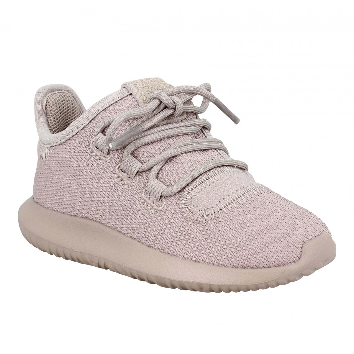 really comfortable hot new products utterly stylish ADIDAS Tubular Shadow toile Enfant Grey Rose