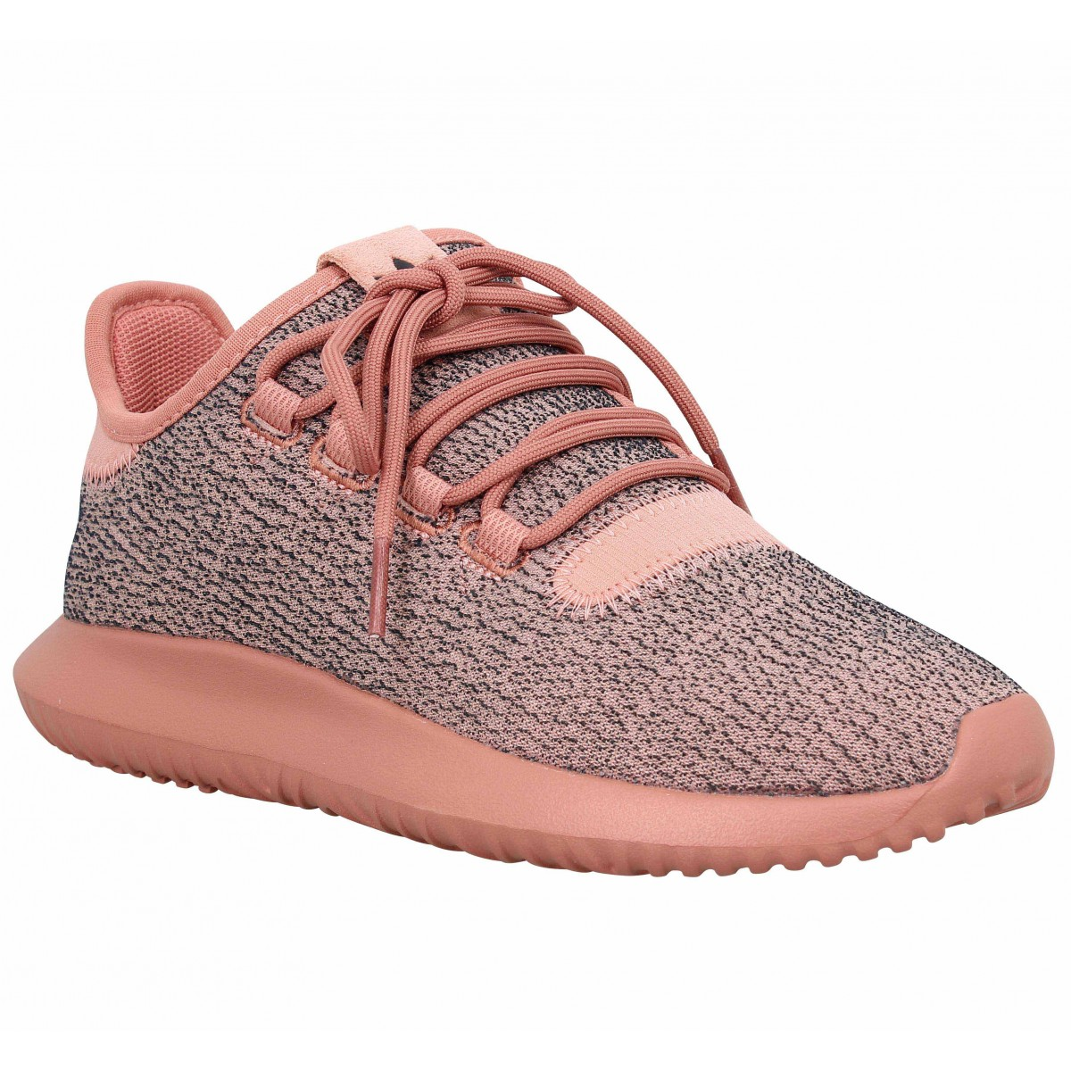 Baskets ADIDAS Tubular Shadow toile Femme Rose