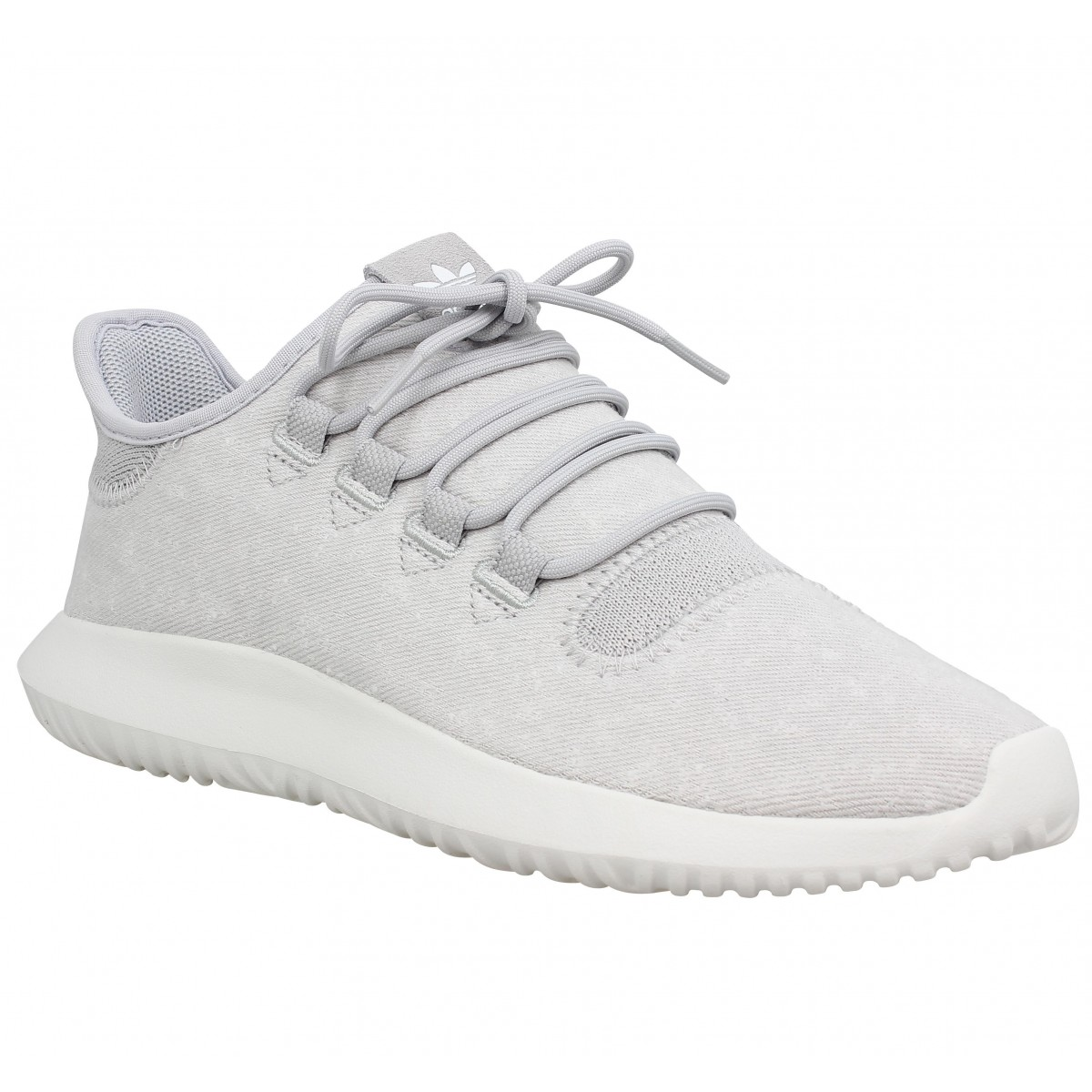 Baskets ADIDAS Tubular Shadow toile Homme Gris