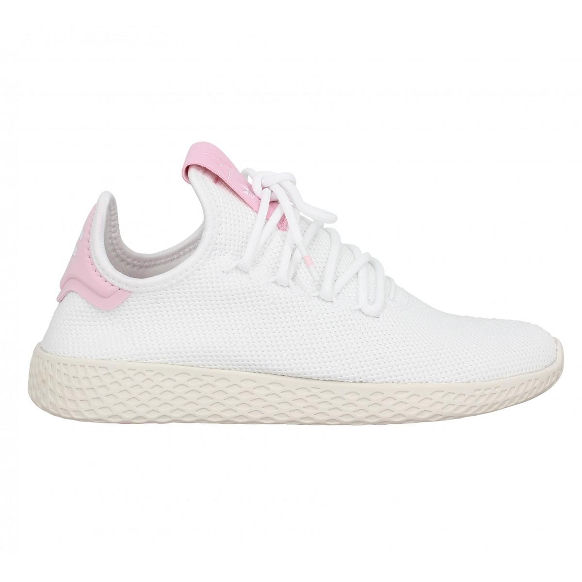 Basket Blanche Adidas Femme