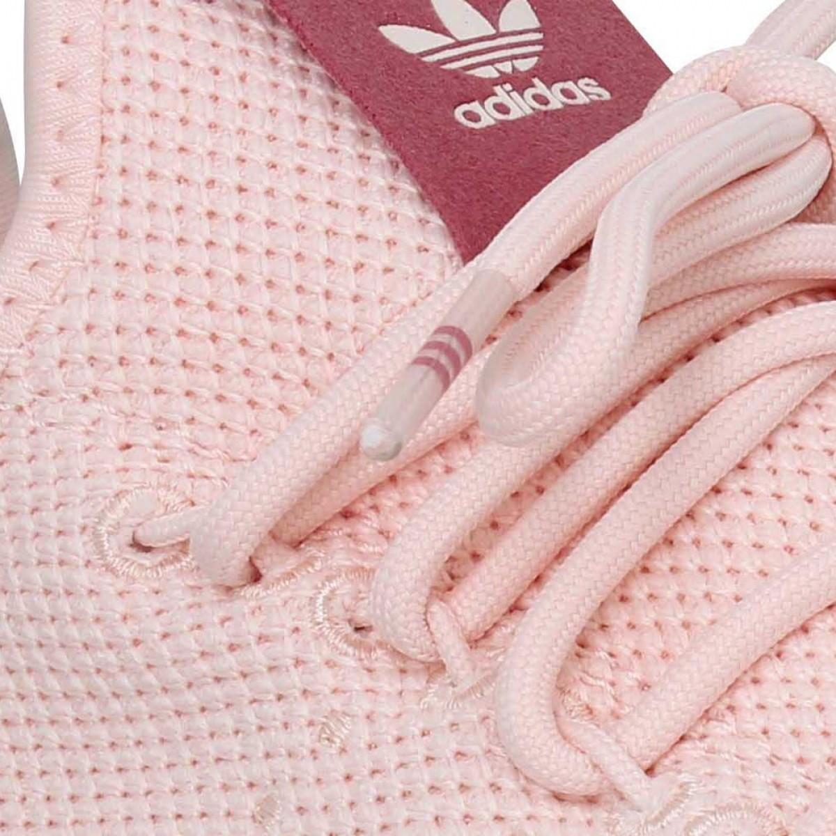 ADIDAS X PHARRELL WILLIAMS PW Tennis mesh Femme Rose