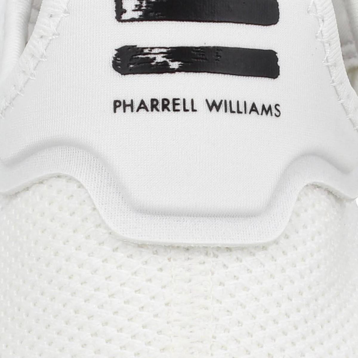 ADIDAS X PHARRELL WILLIAMS PW Tennis mesh Homme Blanc
