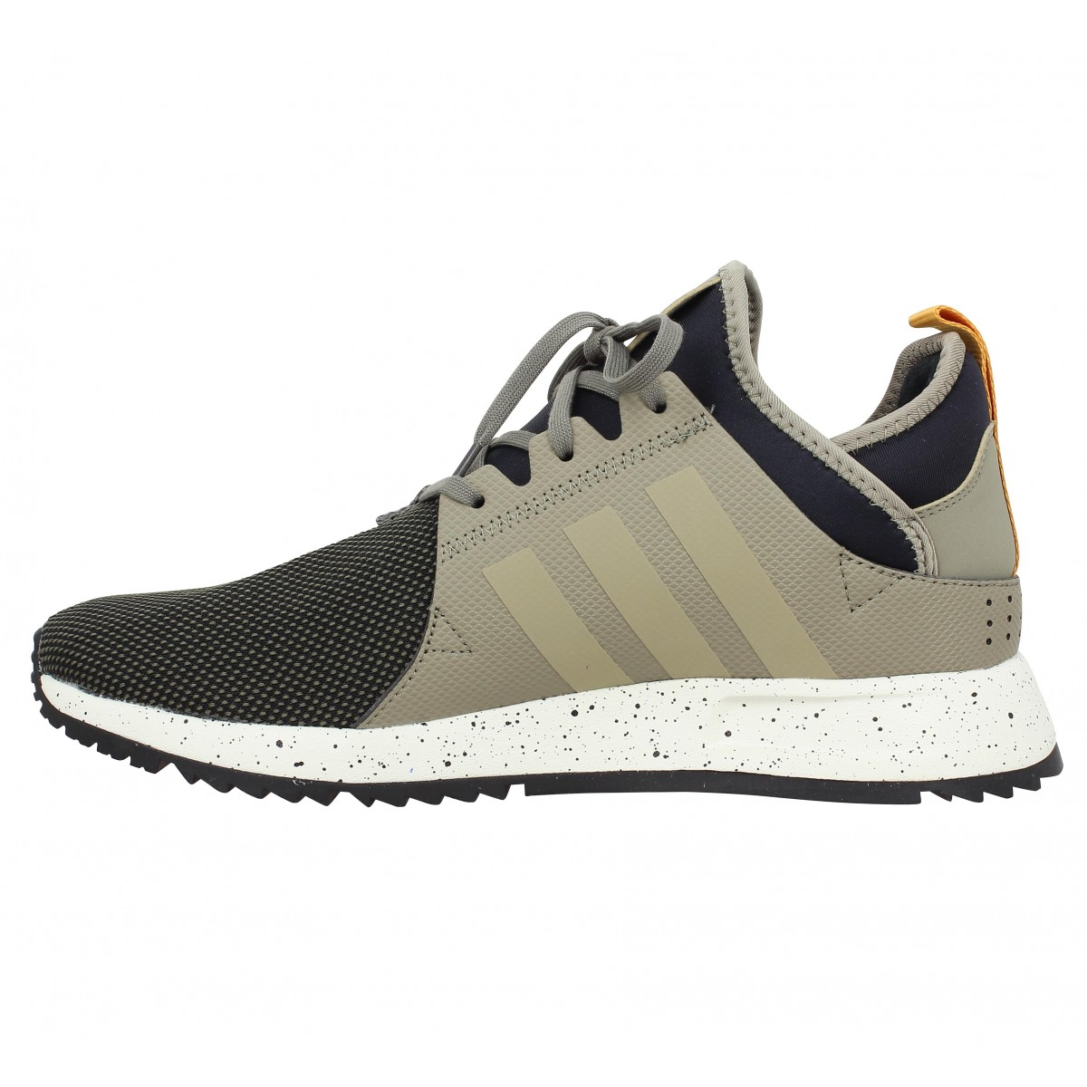 ADIDAS X PLR Sneaker Boot toile Homme Carton