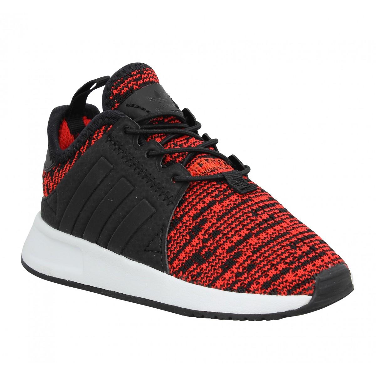 Adidas Enfant X Plr Toile -25-rouge